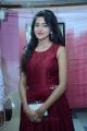 Telugu Actress Shalu Chourasiya Red Long Gown Images