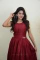 Actress Shalu Chourasiya Hot in Red Long Gown Pics