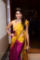 Telugu Actress Shalu Chourasiya Silk Saree Stills