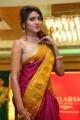 Telugu Actress Shalu Chourasiya in Silk Saree Stills