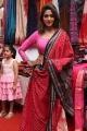 Shalu Chourasiya inaugurates National Silk Expo 2018 at Shilpakala Vedika