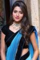 Shalu Chourasiya Blue Saree Images @ Kalasha Fine Jewels 1st Anniversary