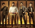 Sundeep Kishan, Nara Rohit, Sudheer Babu, Aadi in Shamanthakamani Movie Images