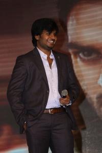 Director Aditya Sriram @ Shamanthakamani Movie Pre Release Function Stills