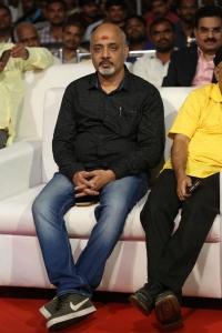 Ramajogayya Sastry @ Shamanthakamani Movie Pre Release Function Stills