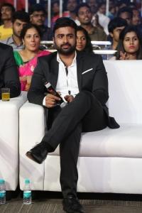 Nara Rohit @ Shamanthakamani Movie Pre Release Function Stills