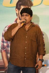 Telugu Comedy Actor Raghu Karumanchi @ Shamanthakamani Movie Success Meet Photos