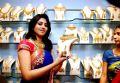 Model Shamili launches HITEX Gems Jewellery Exposition 2013