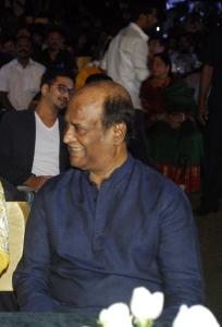 Rajinikanth @ Shamitabh Audio Release Stills