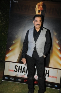 Kamal Hassan @ Shamitabh Audio Release Stills