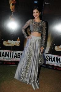 Shruti Hassan @ Shamitabh Audio Release Stills