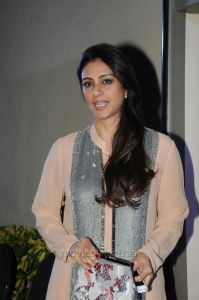 Actress Tabu @ Shamitabh Audio Release Stills