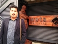 Director Shankar at Weta Workshop I Movie Shooting Spot Stills