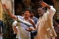 Shankar, P. C. Sreeram @ I Movie Shooting Spot Stills