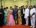 Natarajan @ Shanthanu Keerthi Wedding Reception Stills