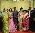 Sudha Mahendra @ Shanthanu Keerthi Wedding Reception Stills