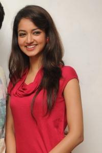 Actress Shanvi Hot Pics at Adda Success Meet