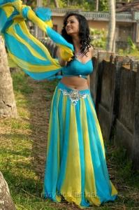 Telugu Actress Shanvi Hot Photos in Lovely