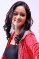 Telugu Actress Shanvi Hot Photo Shoot Pics in Red Dress