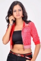 Actress Shanvi Hot Photoshoot Pics in Red Dress