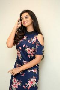 Actress Shanvi Meghana @ Bilalpur Police Station Trailer Launch