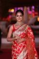 Actress Shanvi Srivastava Saree Pics @ SIIMA Awards 2018 Red Carpet (Day 1)