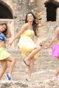 Actress Sharmila Mandre Hot in Kevvu Keka Movie Stills