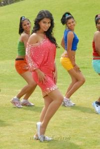Actress Sharmila Mandre Hot Photos in Kevvu Keka Movie