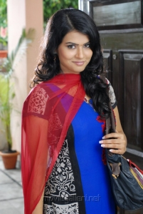 Actress Sharmila Mandre Stills in Kevvu Keka Movie