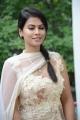 Actress Sharmila Mandre Cute Stills in White Churidar