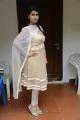 Actress Sharmila Mandre New Cute Stills in White Churidar Dress