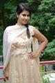 Actress Sharmila Mandre Traditional Photos in White Churidar