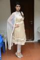 Actress Sharmila Mandre Stills in White Churidar
