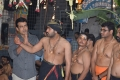 Actor Sharwanand Performs Ayyappa Maha Padi Pooja Photos