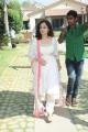 Actress Nithya Menon New Movie Launch Stills