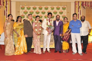 Kamal @ Sakthi Smrithi Wedding Reception Stills