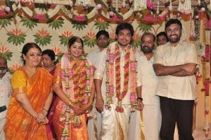 Sathyaraj @ Sakthi Smrithi Wedding Reception Stills