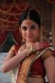 Actress Sheena Shahabadi in Traditional Silk Saree Stills