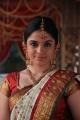 Telugu Actress Sheena Shahabadi in Traditional Silk Saree