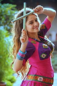 Sheena Shahabadi Dandia Photoshoot in Andheri, Mumbai