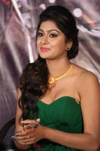 Actress Sai Akshatha @ Shekaram Gari Abbai Movie First Look Launch Stills