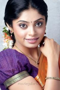 Actress Shikha in Saree Photo Shoot Stills