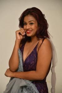 Actress Shilpa Nayak Photos @ Honey Trap Movie Press Meet