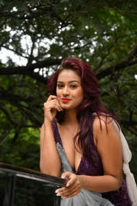 Actress Shilpa Nayak Photos @ Honey Trap Press Meet