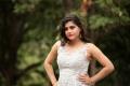 Telugu Actress Shipra Gaur Photos in White Dress