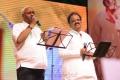 MM Keeravani, SPB at Shirdi Sai Audio Release Stills