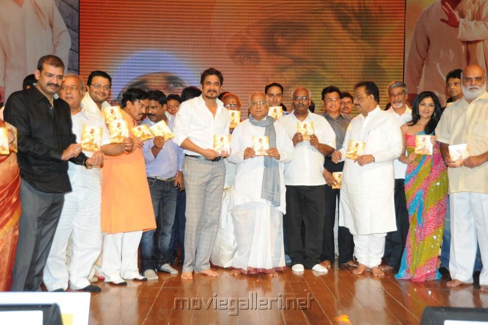 Shirdi Sai Telugu Movie Songs Release Stills