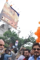 Nagarjuna Launched Shirdi Sai Hoarding