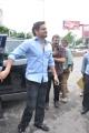 Nagajuna at Kalamandir Shirdi Sai Hoarding Launch Stills