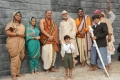 Nagarjuna,Srikanth,Sarath babu in Shirdi Sai Movie Stills